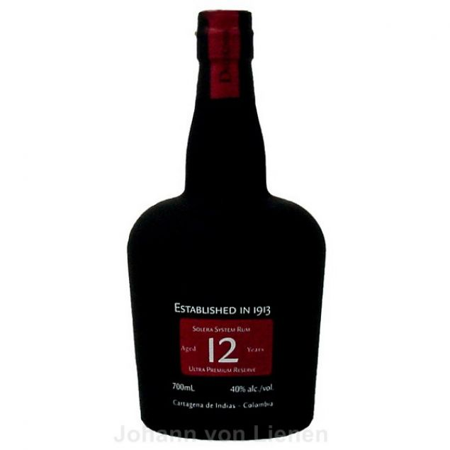 Dictador 12 Years Solera 0,7 L 40%vol