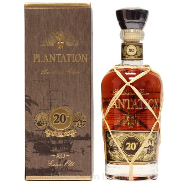 Plantation Barbados Extra Old 20