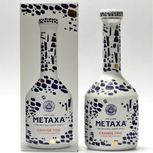 Metaxa Grande Fine Collectors Edition 0,7 L 40%vol