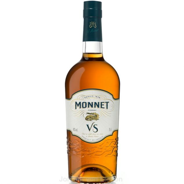 Monnet Cognac VS  0,7 Ltr. 40%vol