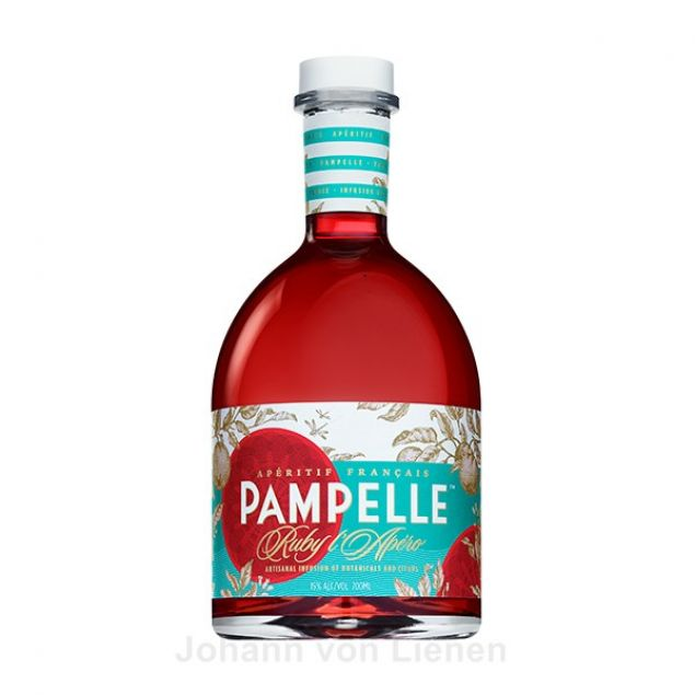 Pampelle Ruby Apero 0,7 L 15% vol.