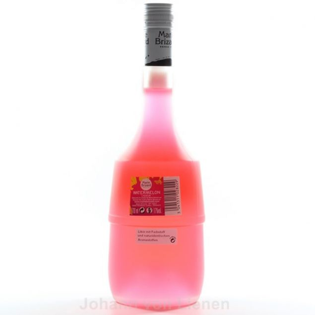 Marie Brizard Watermelon Liqueur 0,7 L 17%vol
