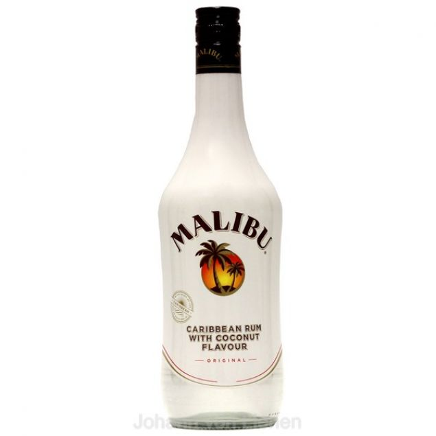 Malibu White Rum with Coconut 0,7 L 21%vol