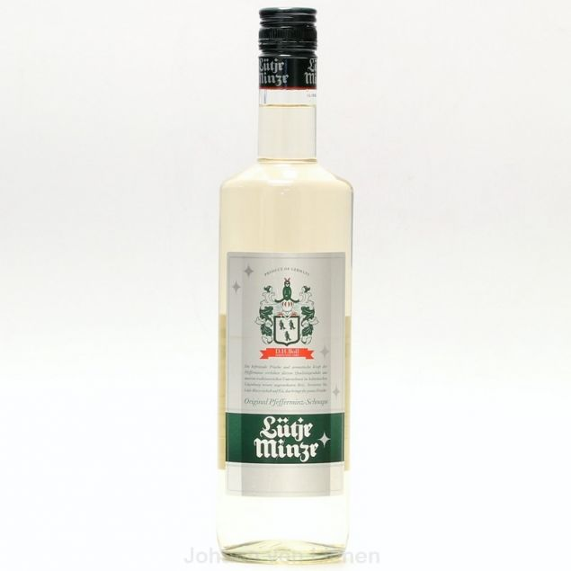 Lütje Minze 0,7 L 50%vol