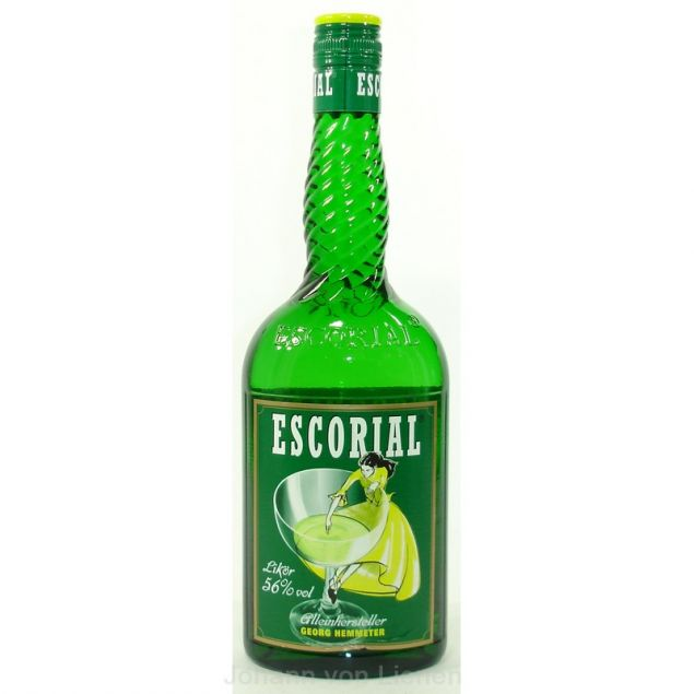 Escorial Grün 0,7 Ltr. 56%vol.