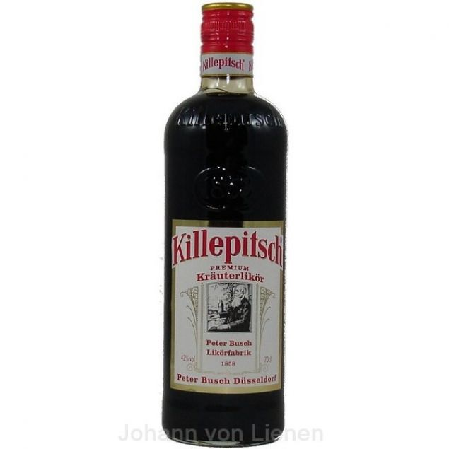 Killepitsch Kräuterlikör 0,7 L 42% vol.