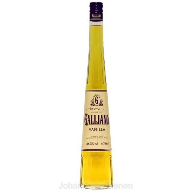 Galliano Vanilla Liquore 0,7 L 30%vol