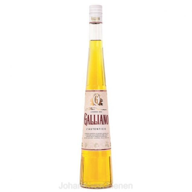 Galliano l'autentico Likör 0,7 L 42,3%vol