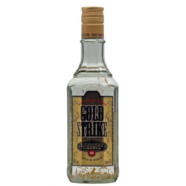 Spirituosen Bols Gold Strike 0,5 L 50% vol