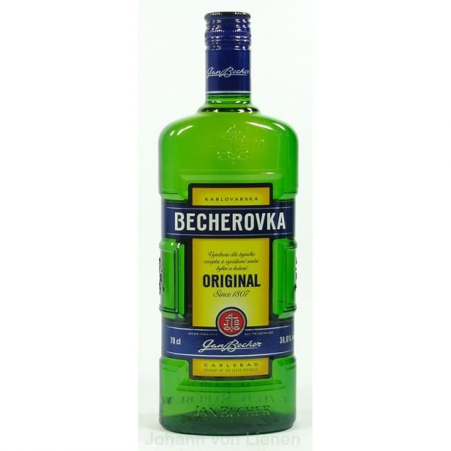 Becherovka 0,7 L 38%vol