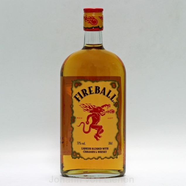 Fireball Whisky Zimt Likör 0,7 L 33%vol