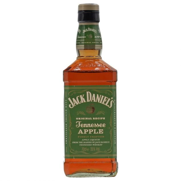 Jack Daniel's Tennessee Apple 0,7 L 35%vol.