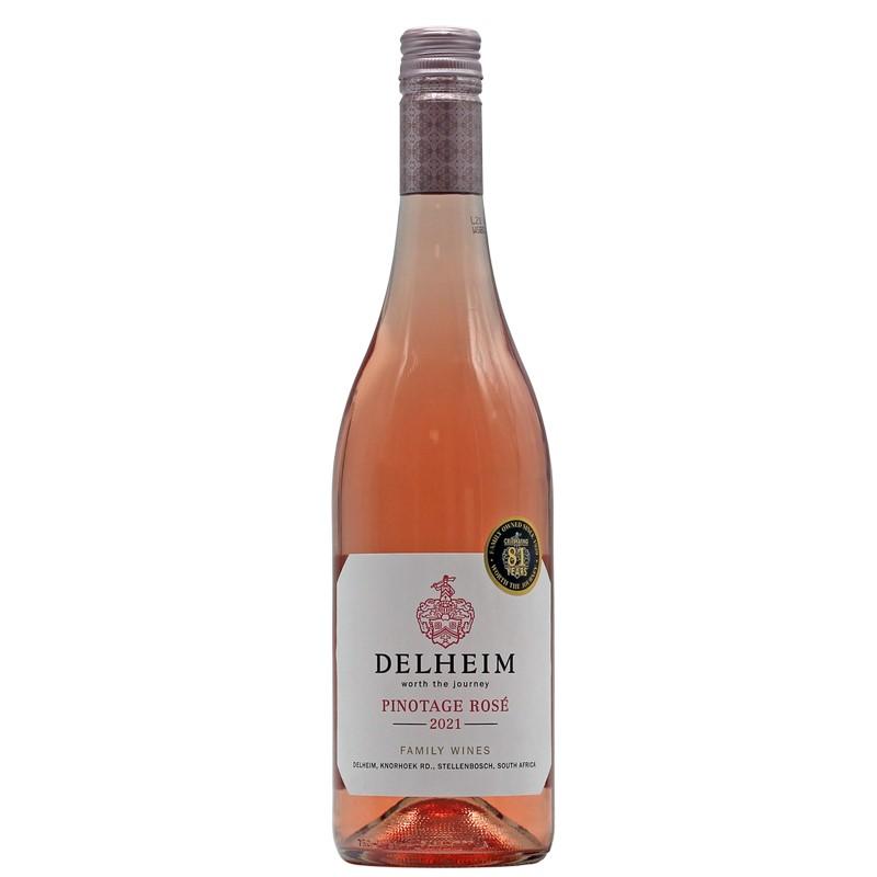 Delheim Pinotage Rose 2015