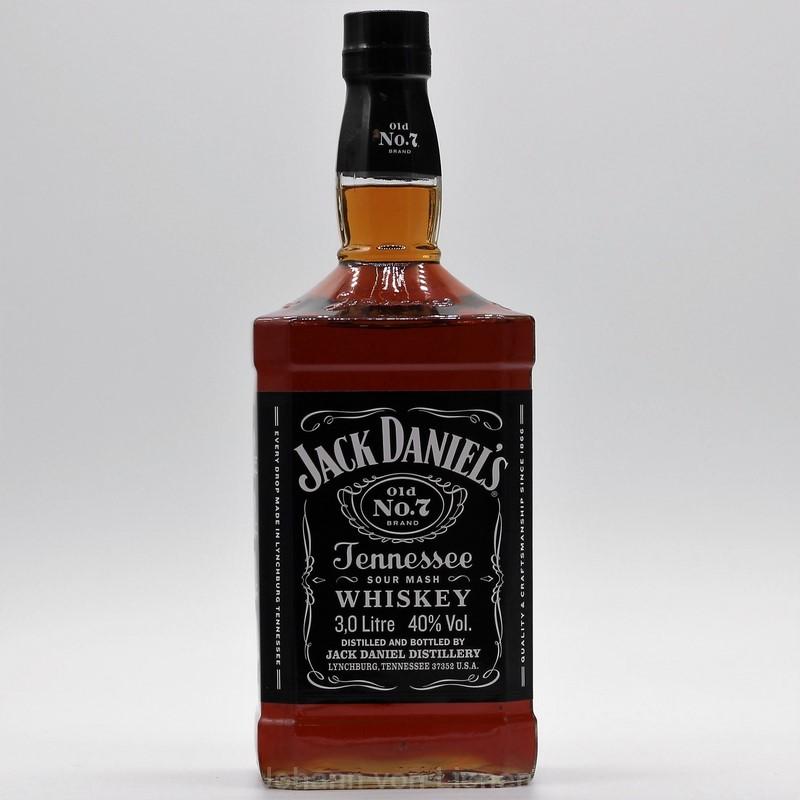 Jack Daniels 3 Liter Flasche 40%