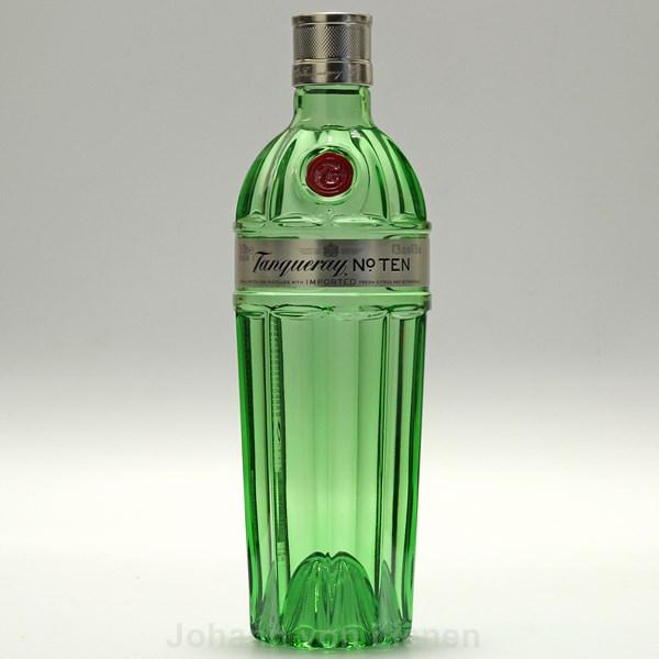 Tanqueray Gin No. Ten