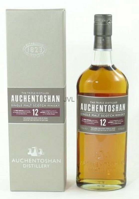 Auchentoshan 12 Years 0,7 L 40%vol