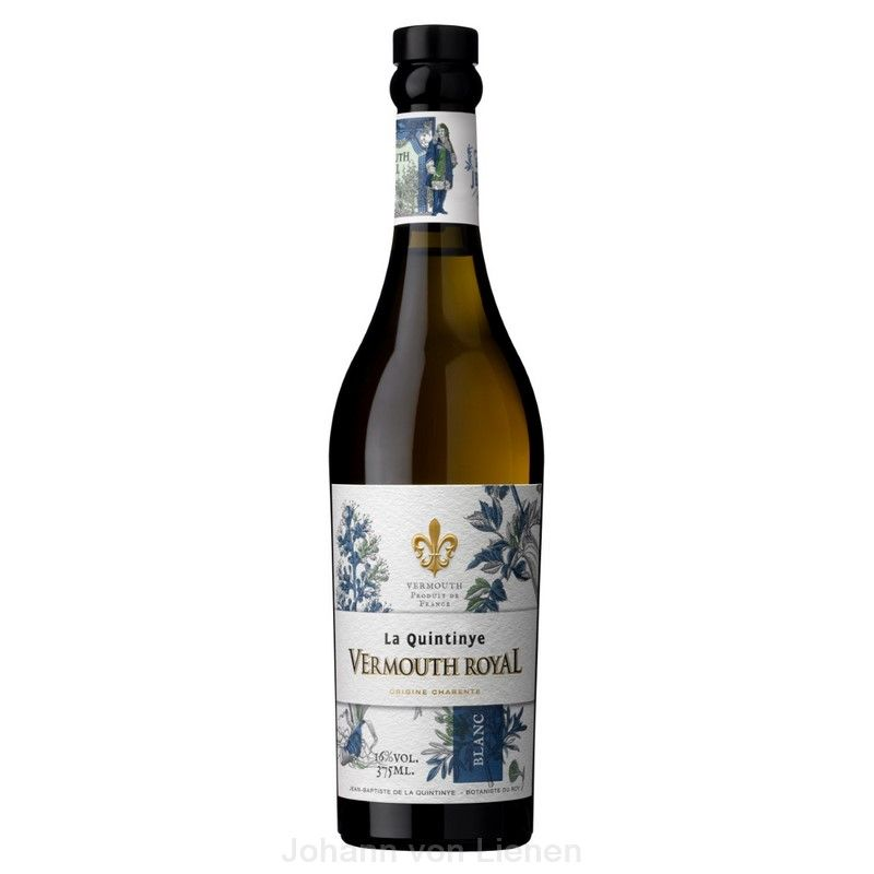 La Quintinye Vermouth Royal Blanc 0,375 L 16%vol