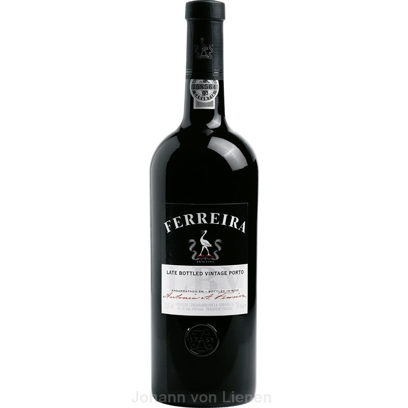 Ferreira Late Botteled Vintage Port 0,75 L 20,5%vol