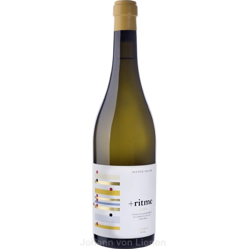 Acustic Celler Ritme Blanc 0,75 L 14%vol
