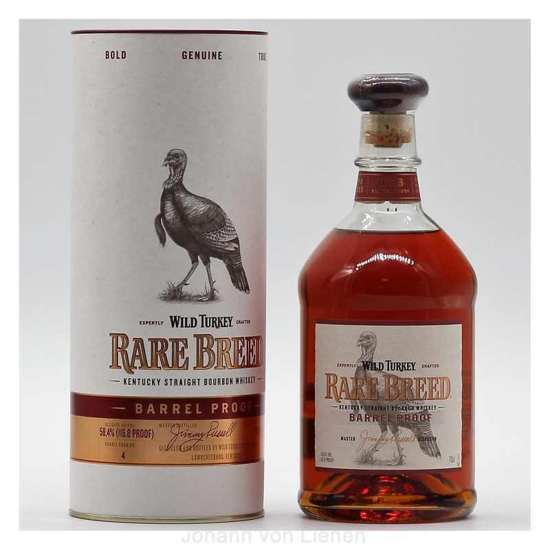 Wild Turkey Rare Breed 0,7 L 58,4%vol