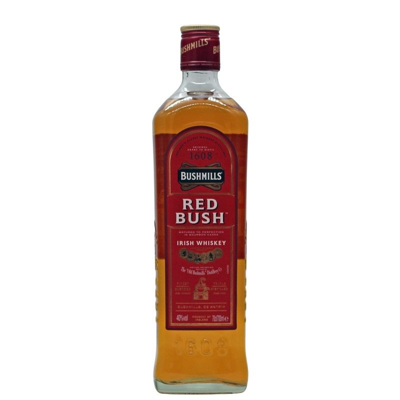 Bushmills Red Bush 0,7 L 40%vol