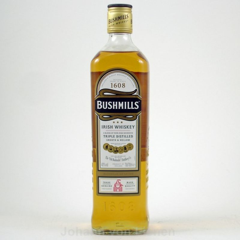 Bushmills Original Irish Whiskey 0,7 Ltr 40%vol