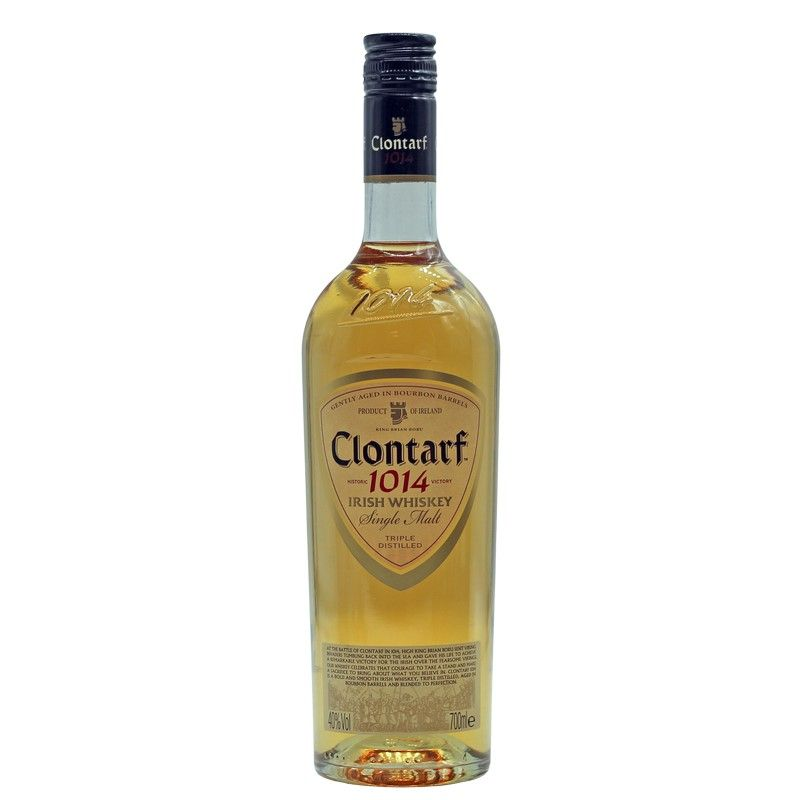 Clontarf 1014 Single Malt Irish Whiskey 0,7 L 40% vol