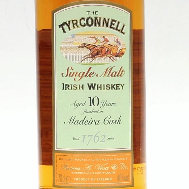 Tyrconnell 10 Years Madeira Cask 0,7 L 46%vol