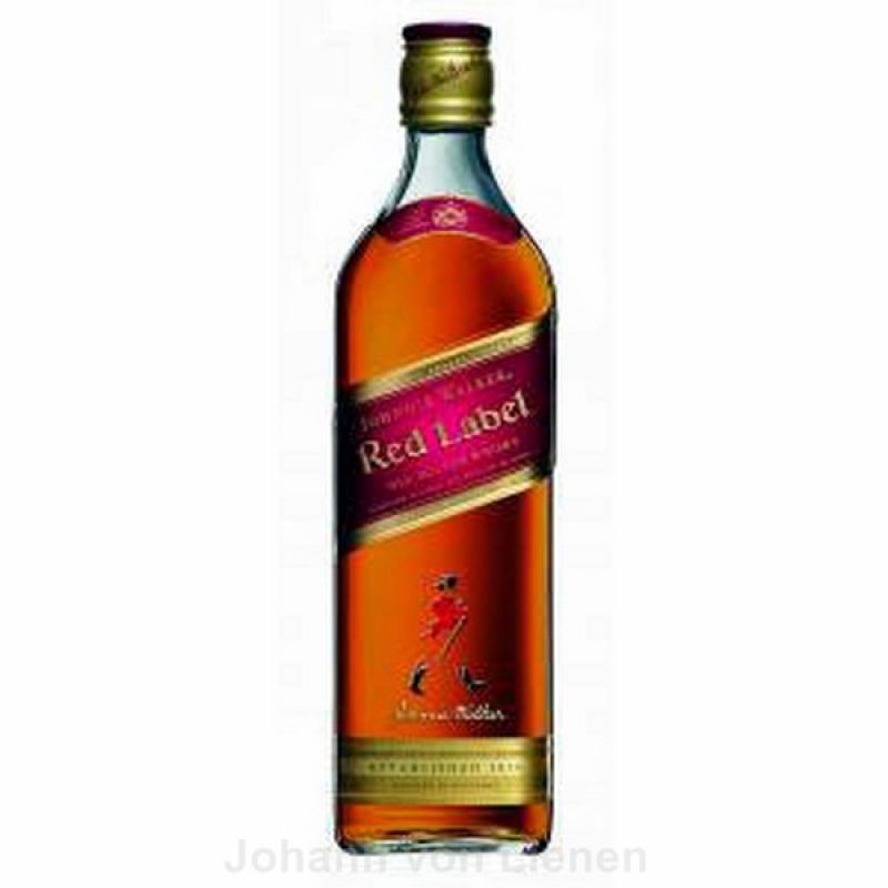 Johnnie Walker Red Label 1 Ltr. 40%vol