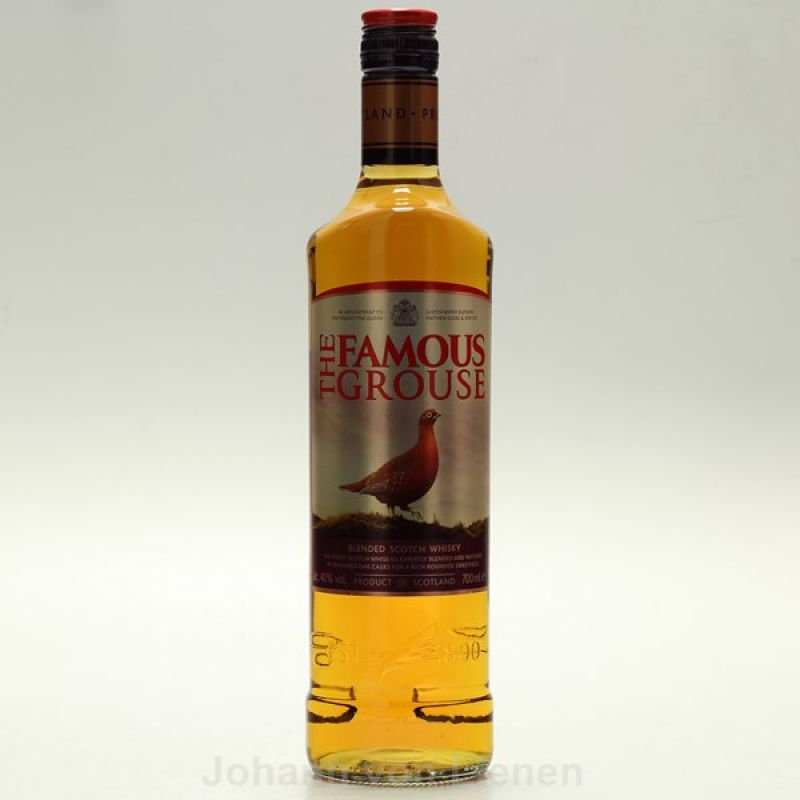 The Famous Grouse Finest 0,7 L 40%vol