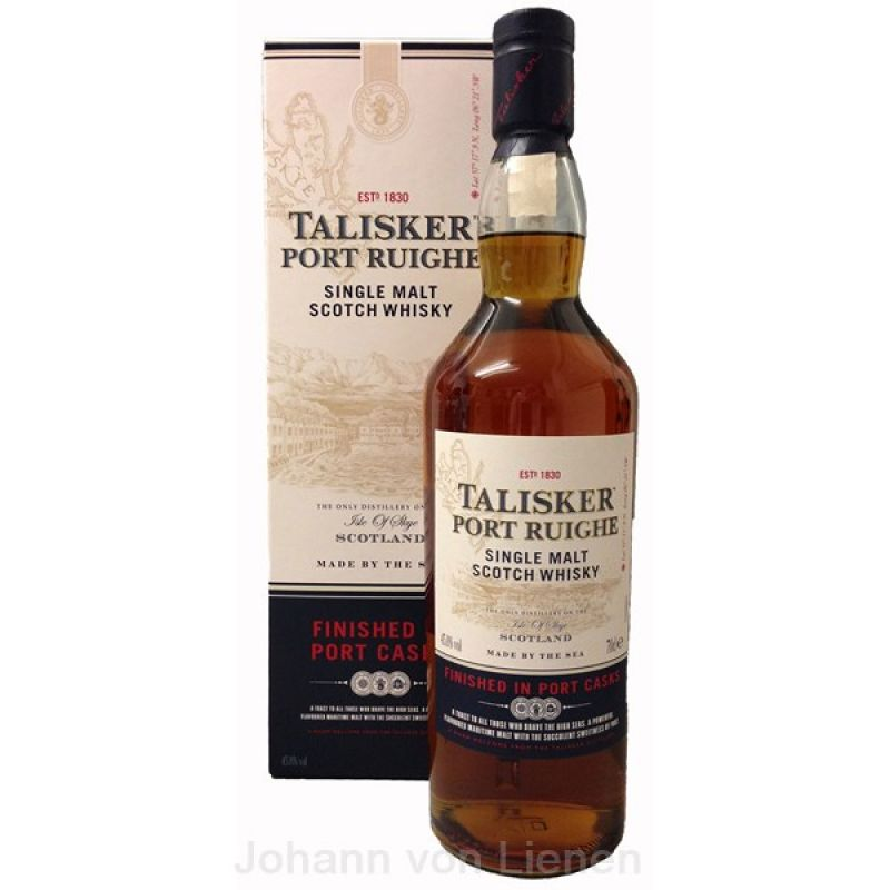 jashopping.de Talisker Port Ruighe 0,7 L 45,8%vol.