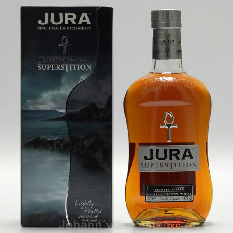 Isle of Jura Superstition 0,7 L 43%vol