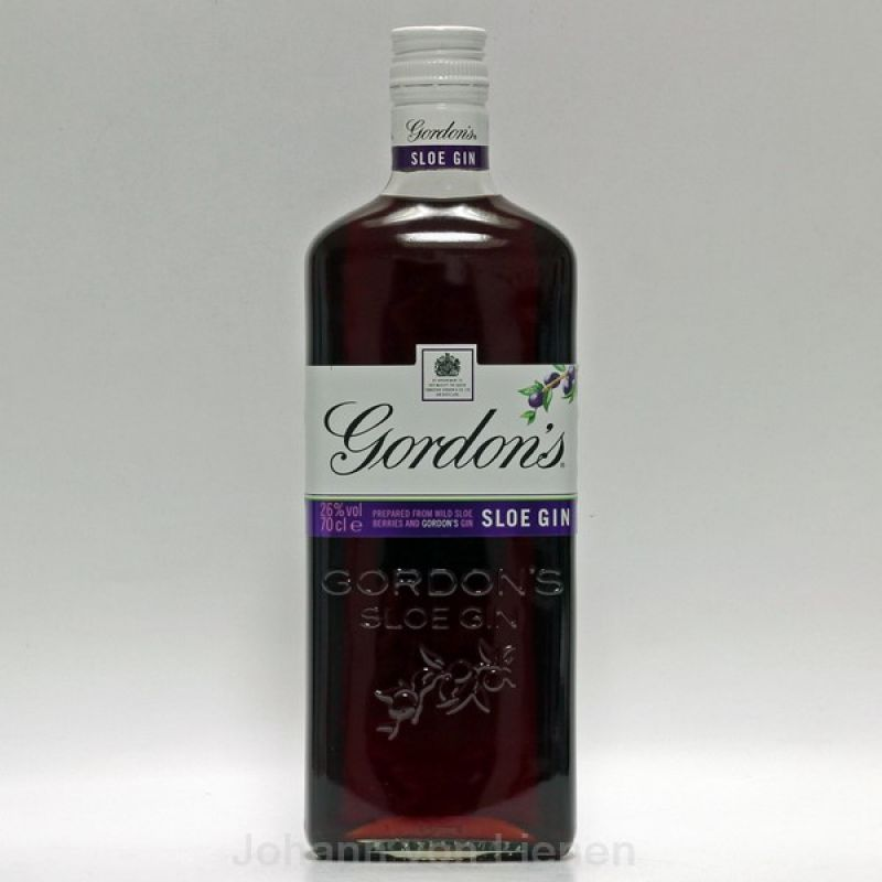 Gordons Sloe Gin - mit Schlehe 0,7 L 26%vol