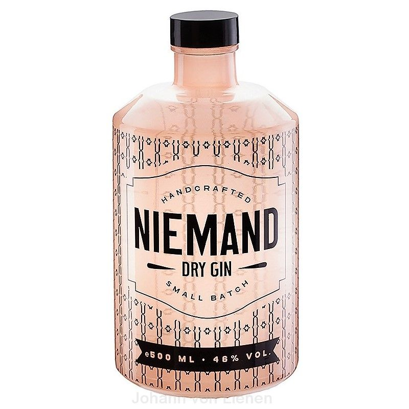 Niemand Dry Gin 0,5 L 46%vol