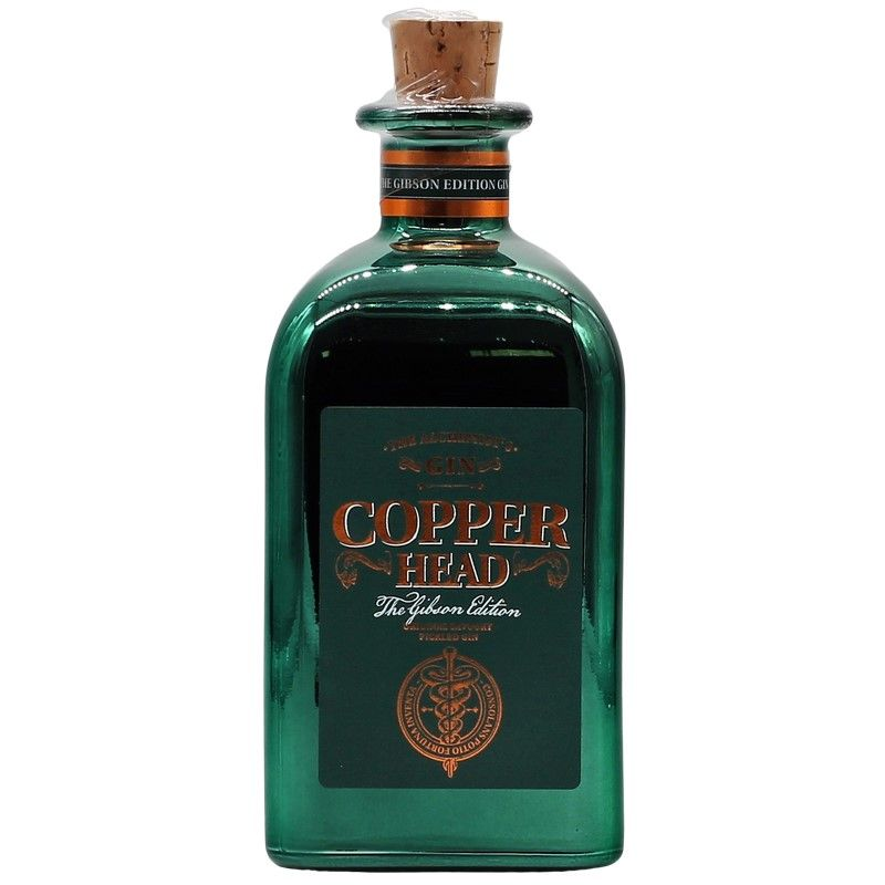 Copperhead Gin The Gibson Edition 0,5 L 40%vol