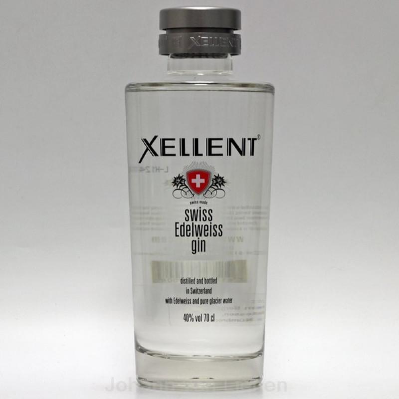 jashopping.de Xellent Swiss Edelweiss Gin 0,7 L 40%vol