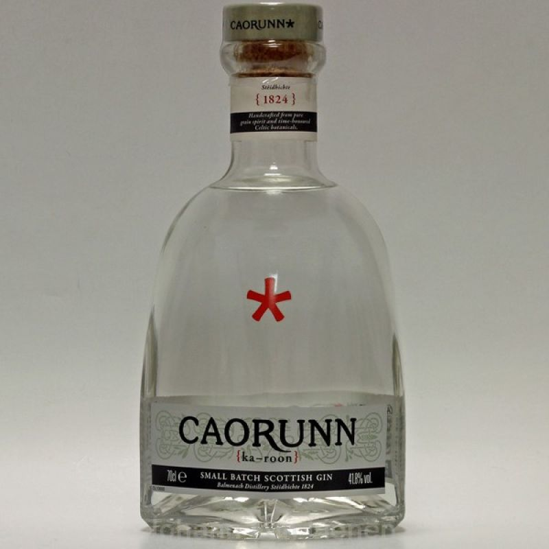 Caorunn Small Batch Scottish Gin 0,7 L 41,8%vol