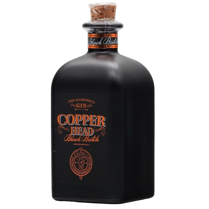 Copperhead Gin Black Batch 0,5 L 42%vol
