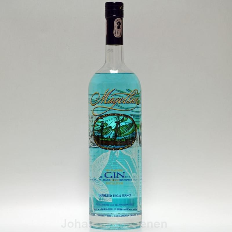 Magellan Blue Gin 1 L 41,3%vol