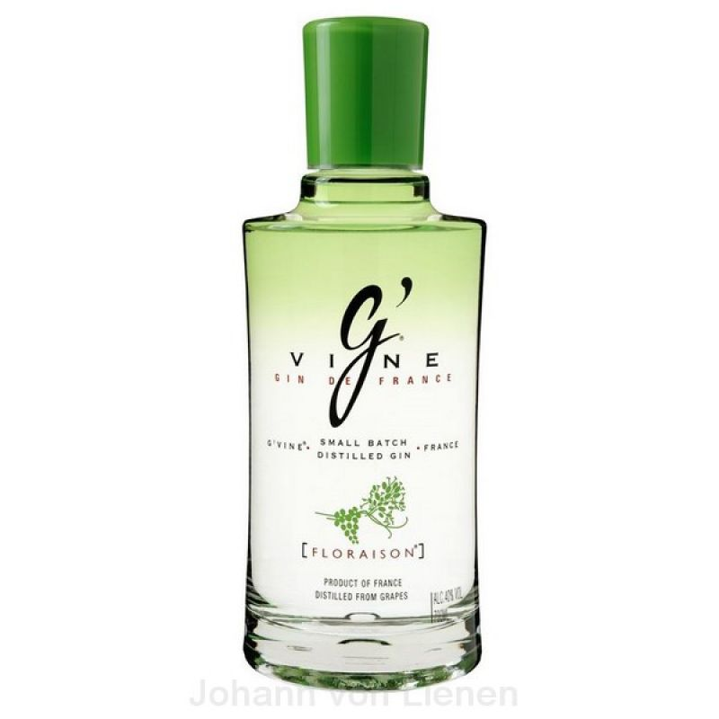 jashopping.de G'Vine  Floraison frz. Gin 0,7 Ltr 40%