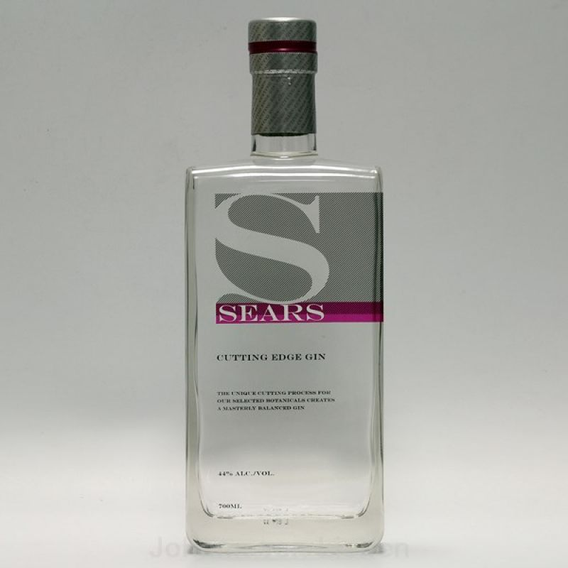 Sears Cutting Edge Gin 0,7 L 44%vol