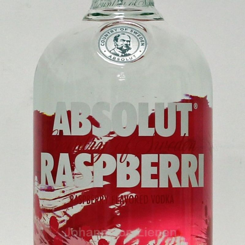 Absolut Vodka Raspberri 1 L 40%vol