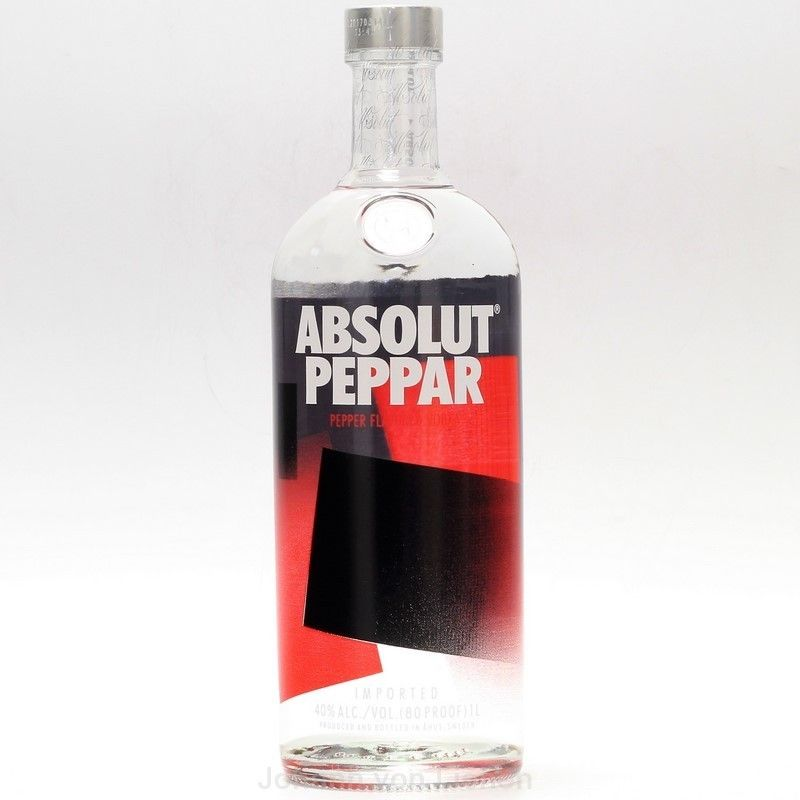 Absolut Vodka Peppar 1 L 40%vol