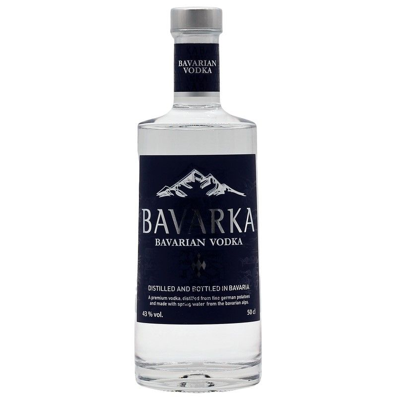 Bavarka Bavarian Vodka 0,5 L 43%vol