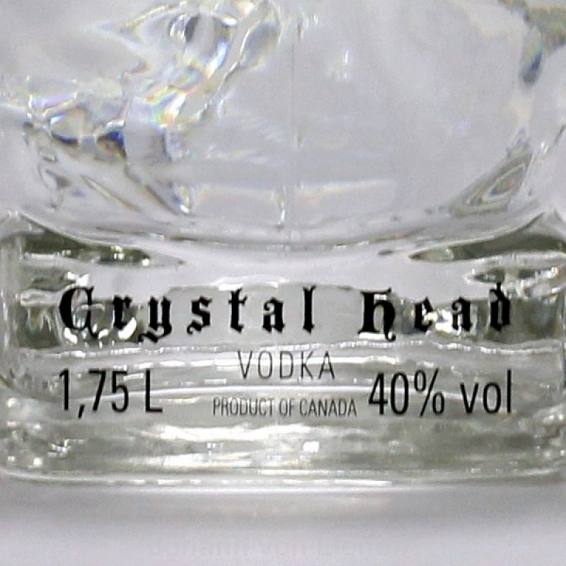 Crystal Head Vodka 1,75 Liter