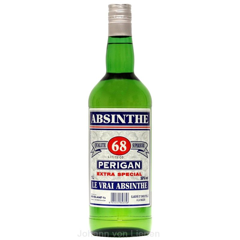 Absinthe Perigan 1 L 50%vol