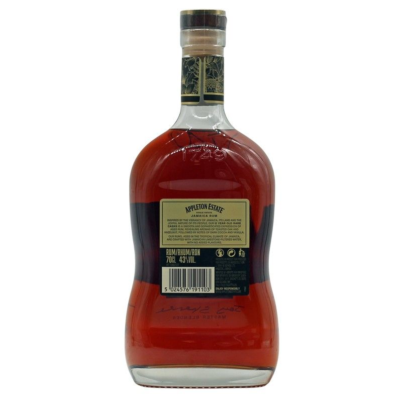Appleton Estate Extra 12 Y. O. 0,7 Ltr 43%