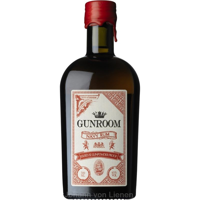 Gunroom Navy Rum 0,5 L 65%vol