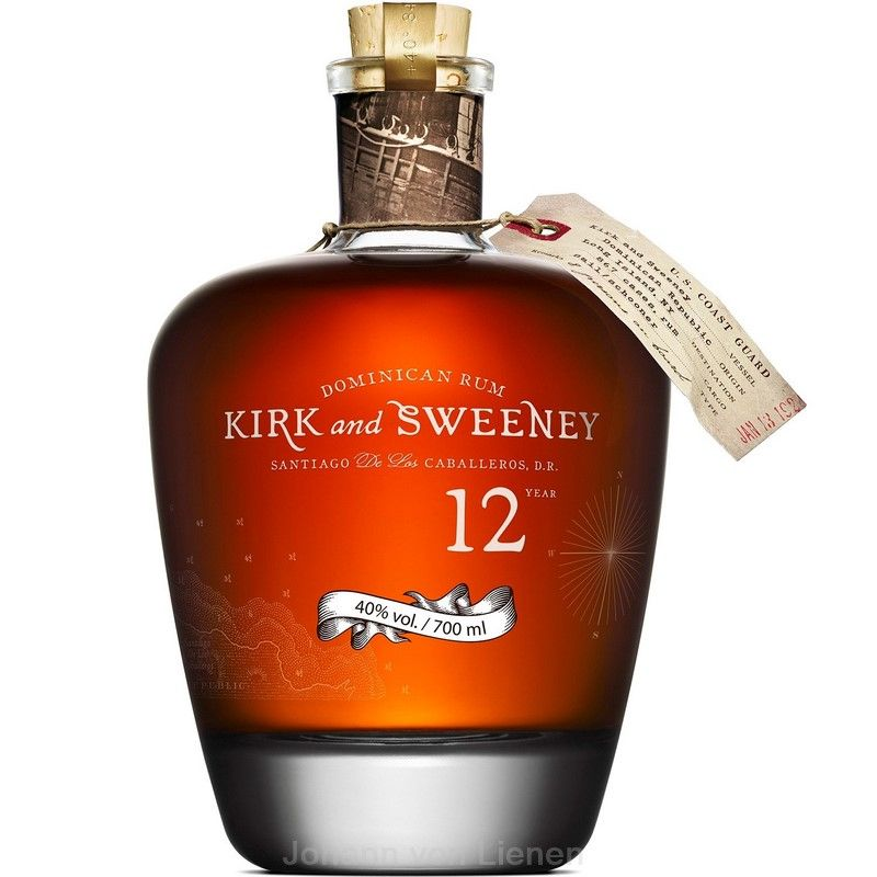 Kirk and Sweeney 12 Jahre 0,7 L 40%vol