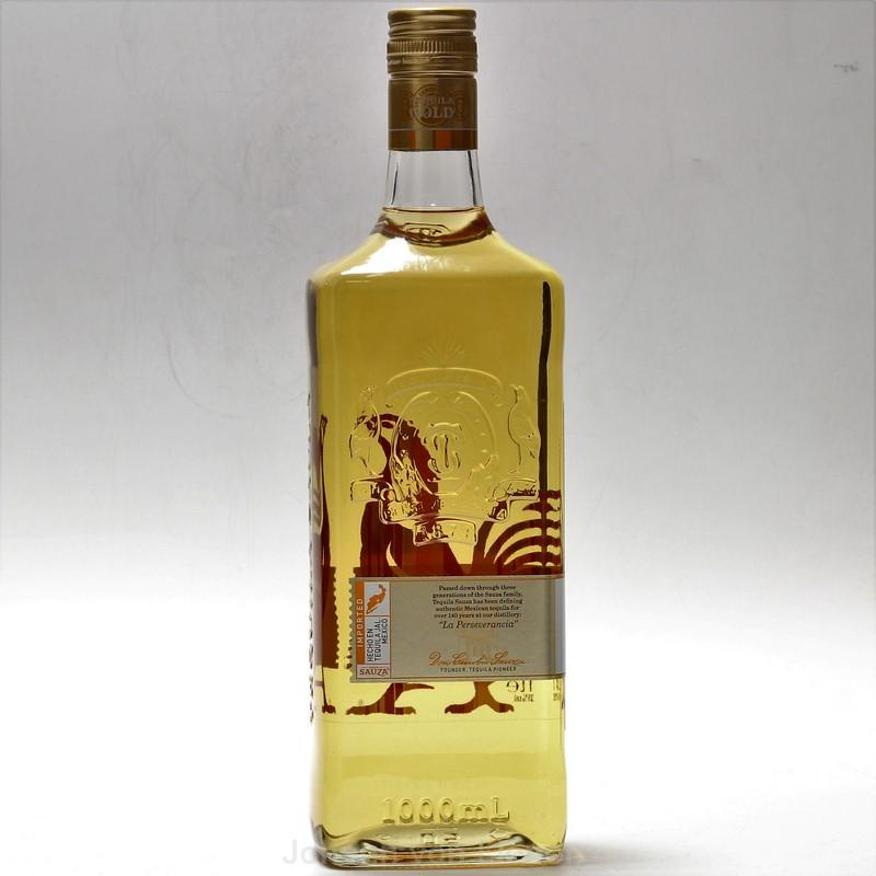 Sauza Tequila Gold 1 L 38%vol